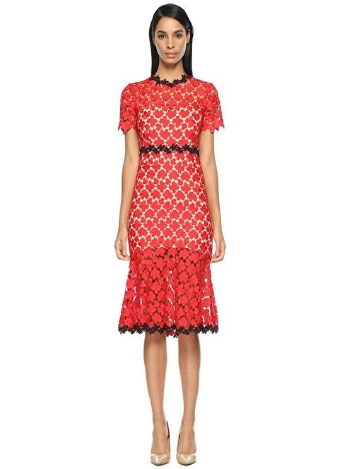 Jill Jill Stuart Elbise Kırmızı